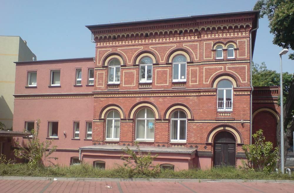 Gewerkschaftshaus, IGEMET Halle