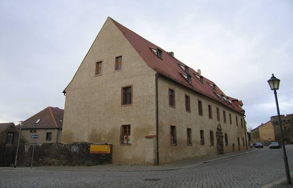 Domkurie, Merseburg