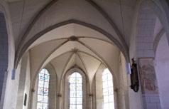 Stadtkirche Merseburg, Apsis