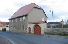 Pfarrhaus Uichteritz