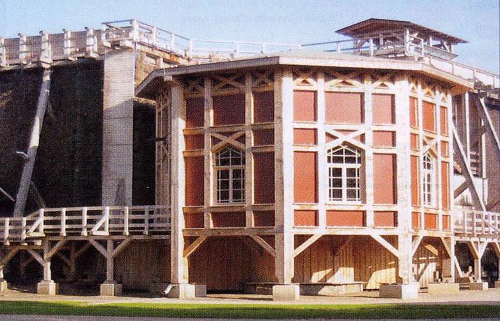 Kaltinhalierhalle, Bad Dürrenberg