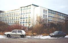 MLU Pharmazeutisches Institut, Halle (Saale)