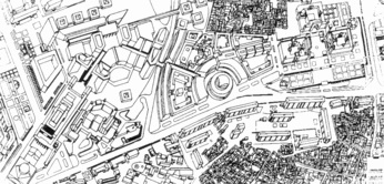 Samarkand Revitalisation und Halle-Spitze