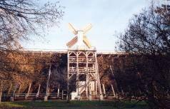 Windkunst Gradierwerk, Bad Dürrenberg