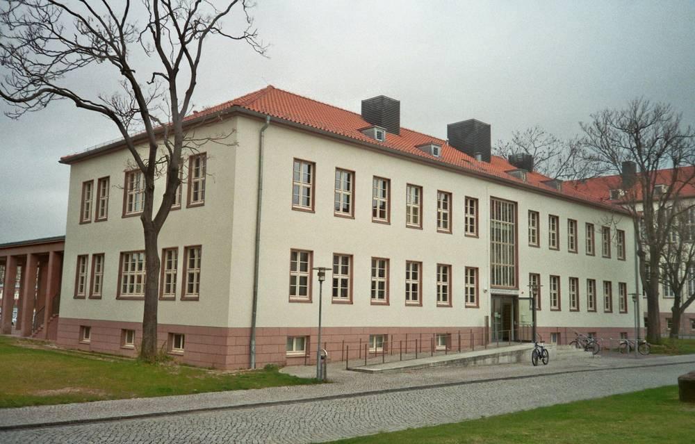 MLU Sportwissenschaften Halle