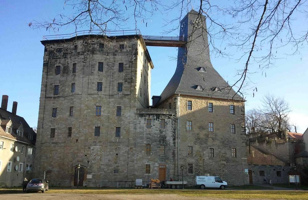 Borlach- und Witzlebenturm, Bad Dürrenberg