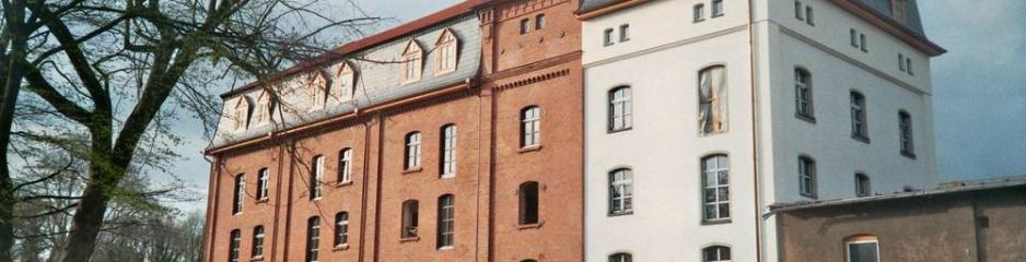Mühleninsel, Merseburg